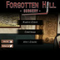Forgotten Hill Surgery – Soluzione Completa